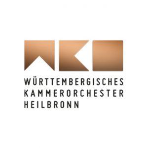 """WÜRTTEMBERGISCHES KAMMERORCHESTER <hr align=""""left"""" width=""""10%"""">"""