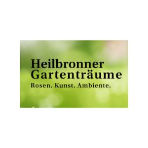 """HEILBRONNER GARTENTRÄUME <hr align=""""left"""" width=""""10%"""">"""